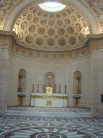 Altar Inside Chapel