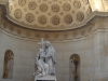 Statue inside Chapel