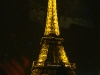 Eiffel Tower in lights